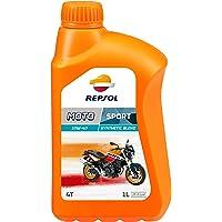 Repsol Motorolie voor motorfiets Moto sport 4T 10W- 40, 1 liter