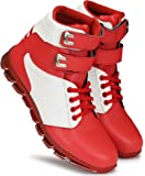 Flooristo Funky Mid-Ankle High Neck Sneakers Casual Boots Shoes for Mens/Boys