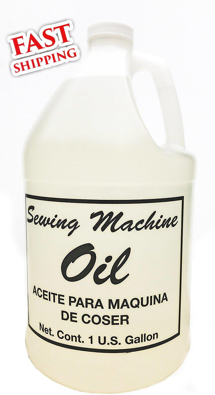 Machine Oil - 1 Gallon diamond white