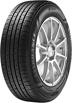 Goodyear Assurance MaxLife All Season Radial Tire (205/55R16 91H)