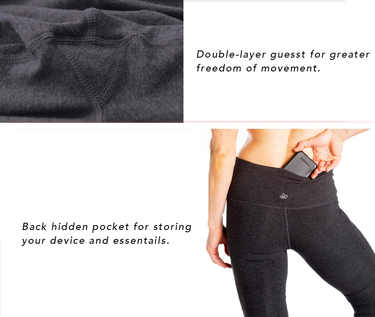 95674e83cf Best Yoga Pants For Tall Women 34″ – 37″ Inseam | People Living Tall