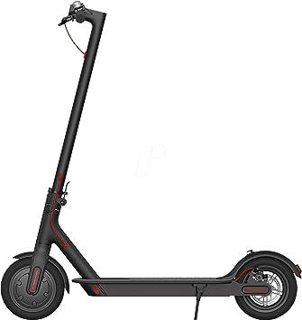 Xiaomi Mi Scooter M365 - Patinete eléctrico plegable, 30 Km alcance, 25km/h, negro: Xiaomi: Amazon.es: Deportes y aire libre