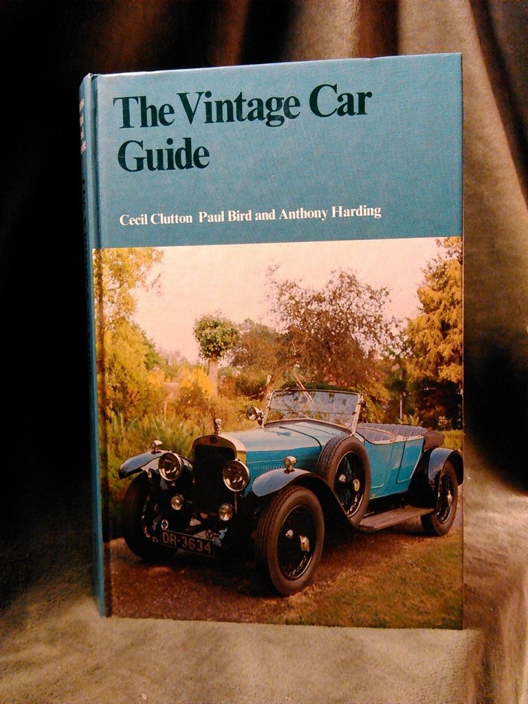 the vintage car guide amazon co uk cecil clutton 9780385125765 books rh amazon co uk vintage car valuation guide vintage car labor guide