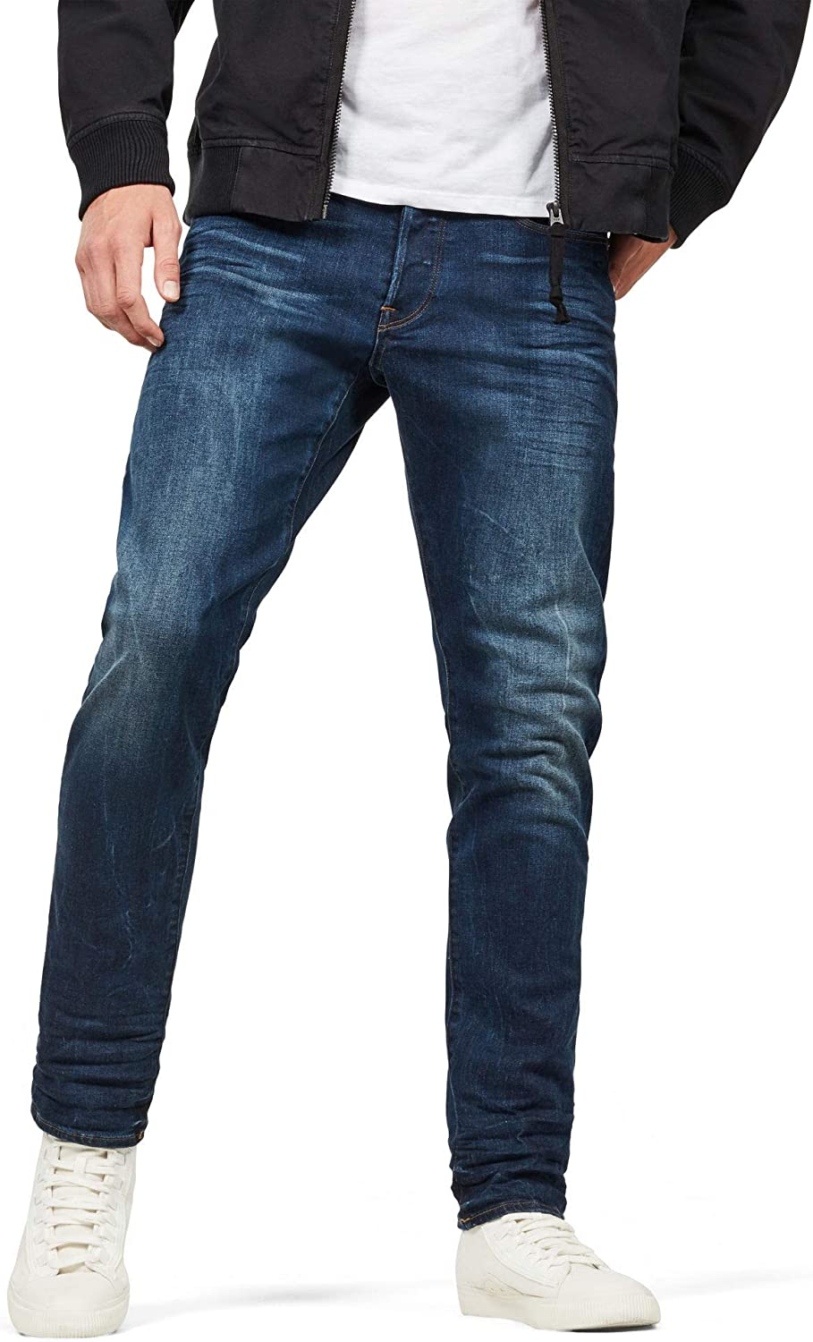 G-STAR RAW 3301 Straight Tapered Vaqueros para Hombre
