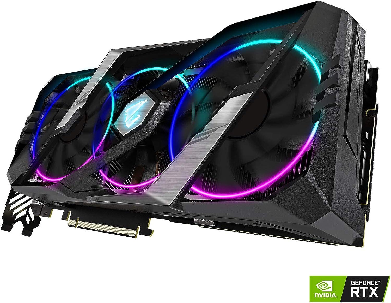 Amazon.com: Tarjeta gráfica GIGABYTE AORUS GeForce RTX 2060 ...