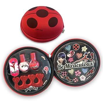 Manicurasimba Ladybug Bolsa Y Belleza 9413169 Miraculous fyY67vbg