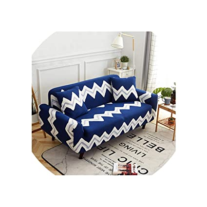 Home & Garden Jwels Floral Pattern Elastic Sofa Covers Stretch Universal Sectional Throw Couch Corner Cover Cases For Armchairs Funda Sillon