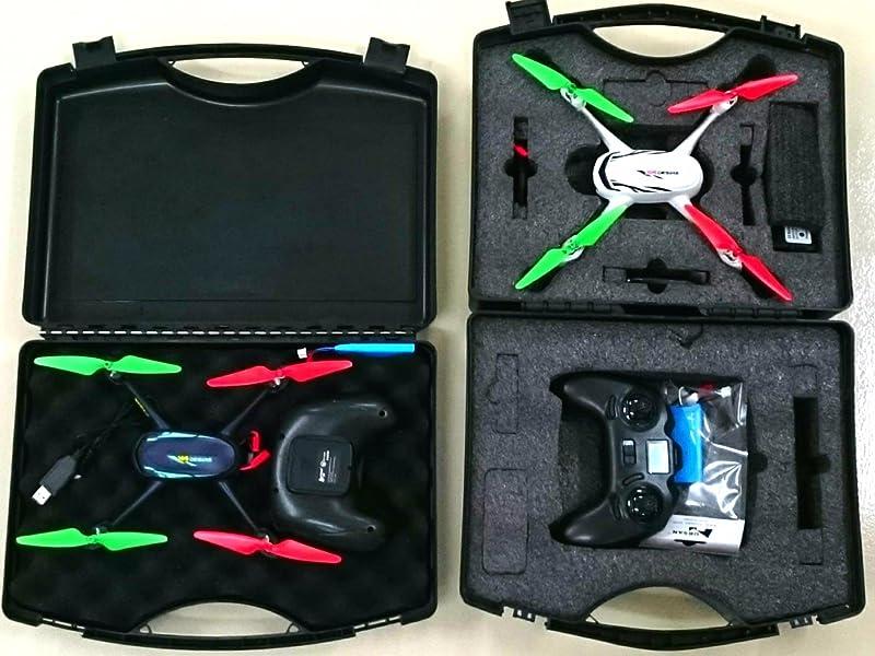 広角HDカメラ付きドローン-FPVリアルタイム-ワンキーリターントウホーム-日本語マニュアル提供可-予備充電ケーブルは同梱