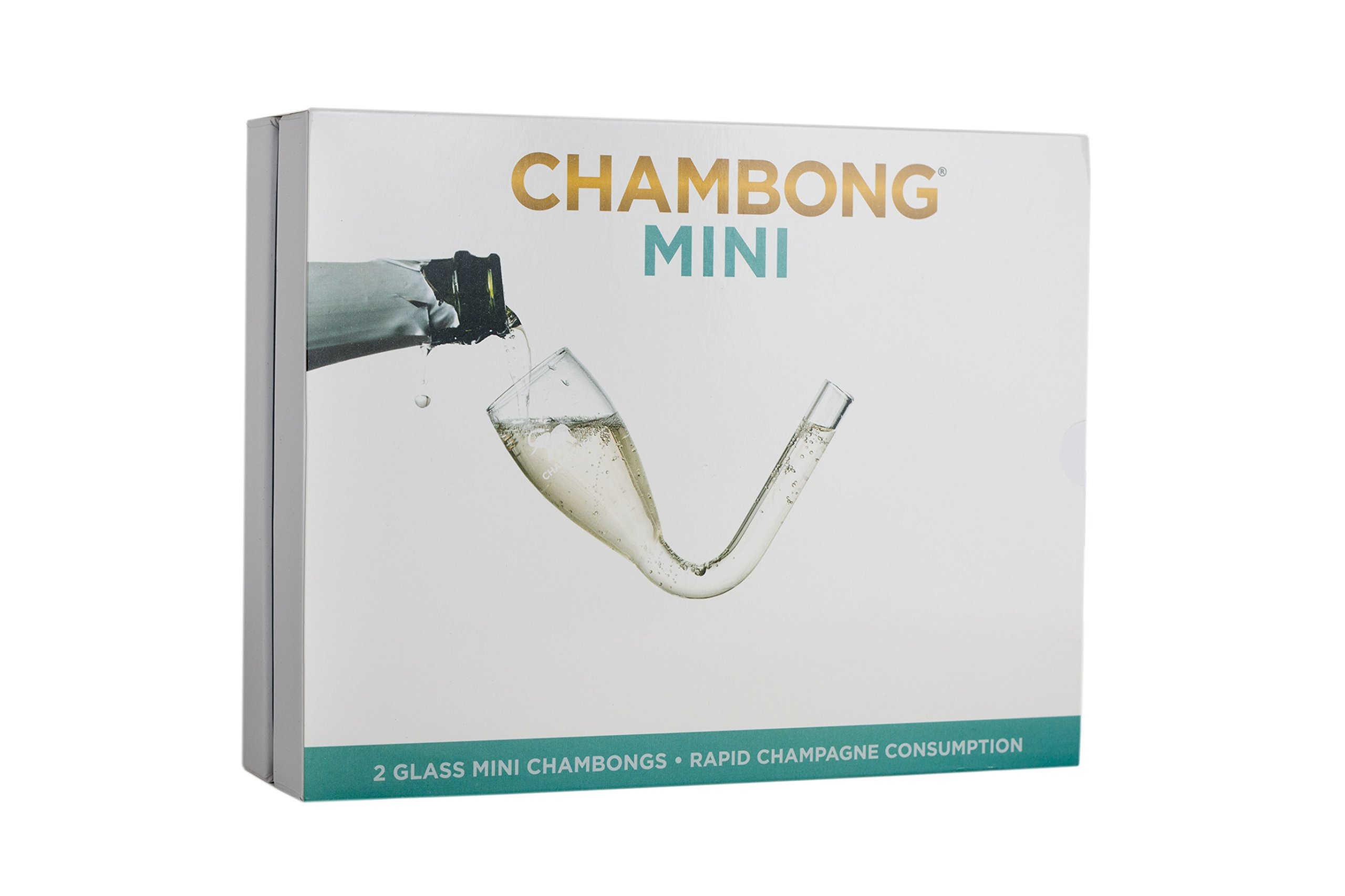 Chambong Mini - Shot glasses/Glassware for rapid cocktail consumption