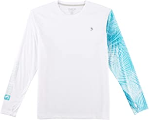Reel Legends Mens Reel-Tec Moto-X ICY Fast Fronds T-Shirt d6e2e29bb