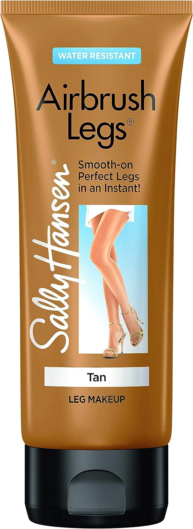 Sally Hansen Airbrush Legs Maquillaje para piernas Loción Tono 004 Bronceado - 118 ml