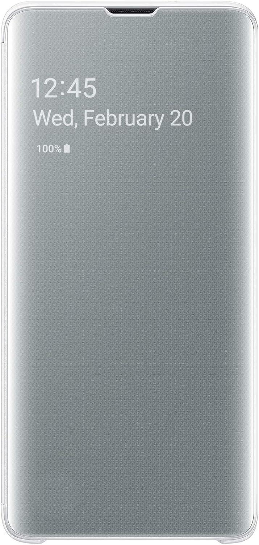 funda fliup cover original samsung 10, blanco
