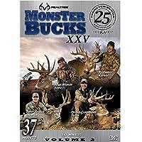 Realtree Monster Bucks XXV - Deer, Elk, Big Game, Hunting Video DVD Collection Production