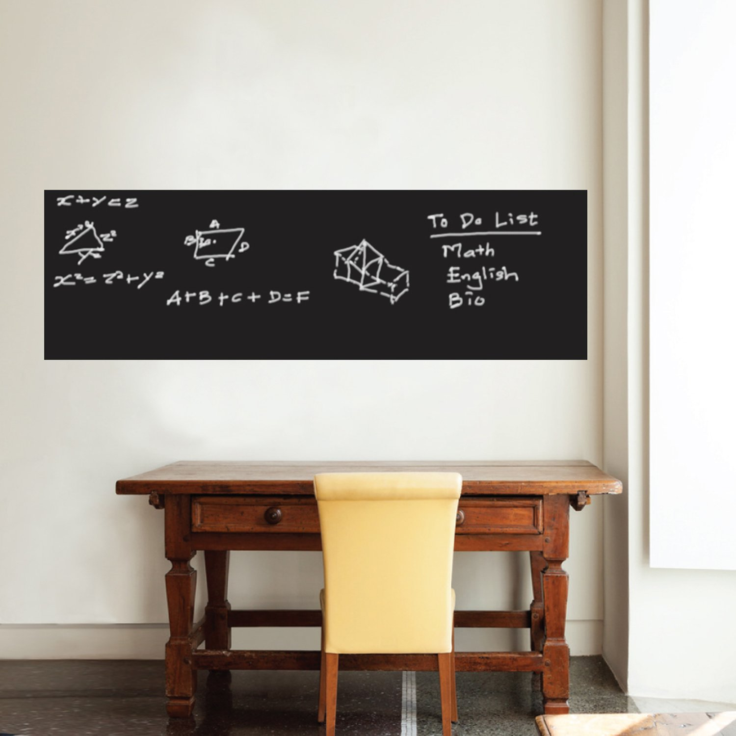 walplus 200x45 cm wall stickers uk blackboard removable self walplus 200x45 cm wall stickers uk blackboard removable self adhesive mural art decals vinyl home decoration diy living bedroom office decor wallpaper kids