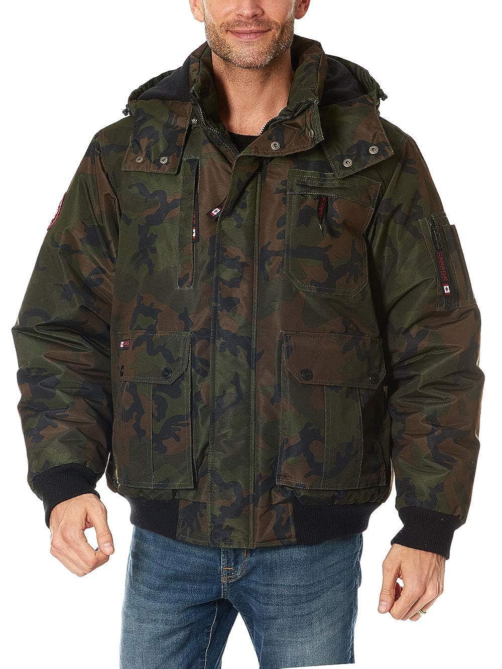 CANADA WEATHER GEAR Boys Insulated Jacket