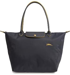 608ae88bebcc Amazon.com  Longchamp  Large Le Pliage Neo  Nylon Tote Shoulder Bag ...