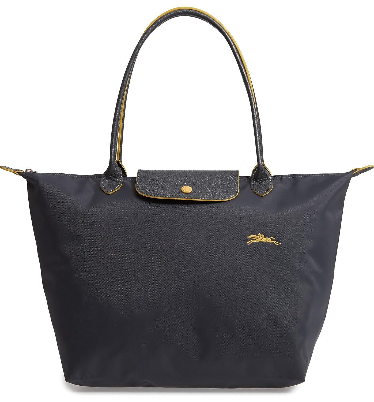 Longchamp レディース US サイズ: M カラー: グレイ B07FWDRQKR