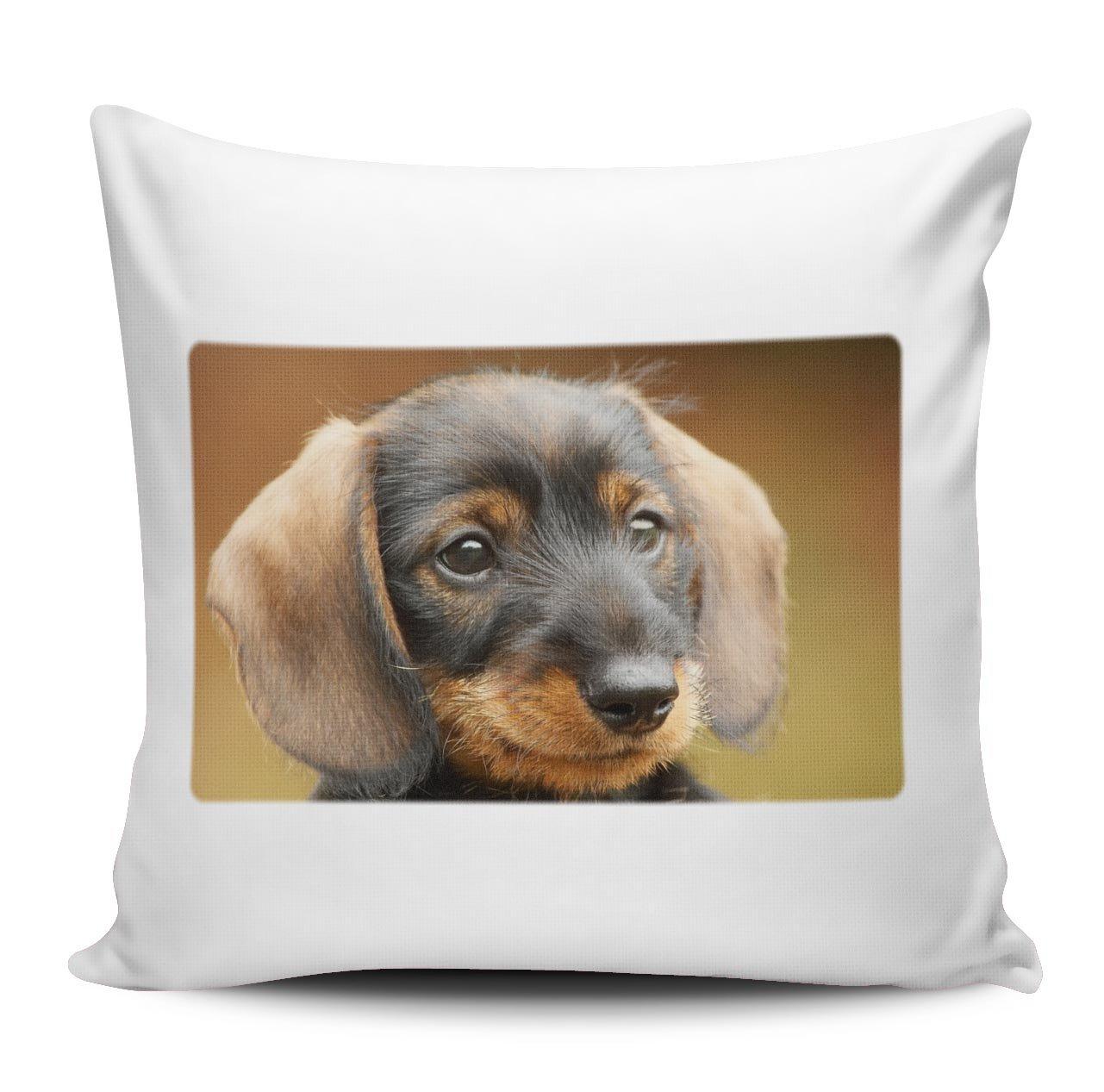 Funda de cojín/almohada de 40 x 40 cm - Diseño: Perro ...