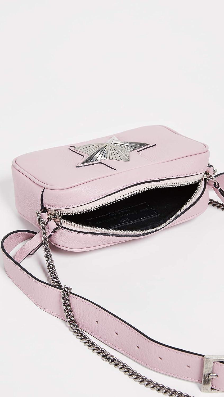 Les Jeunes Etoiles Womens Vega Marsupio Belt Bag Rose One Size Les Jeunes Etoiles-Women/'s