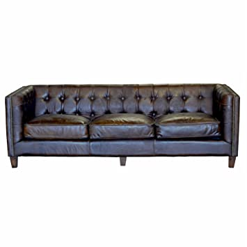 Amazoncom Design Tree Home Capetown 3 Seater Vintage Inspired