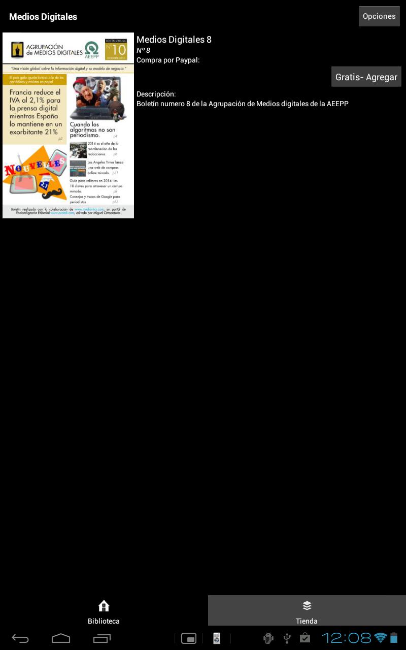 Amazon.com: Medios Digitales - Doopress: Appstore para Android