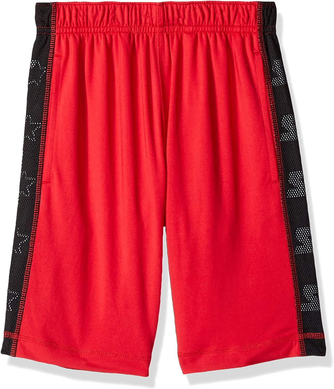 """Starter Boys' 8"""" Basketball Short with Mesh Panel and Pockets,  Exclusive: Clothing"""