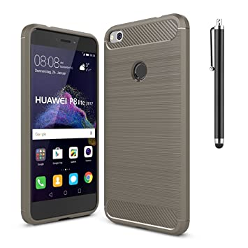 Carcasa Huawei P8 Lite 2017, Etui funda Shock absorbing ...