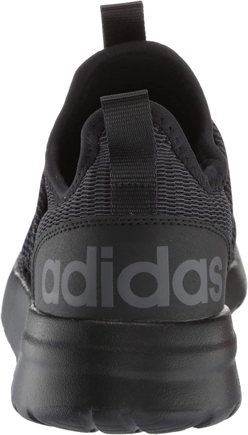 adidas Men's Lite Racer Adapt Running Shoe Core Black Black Grey