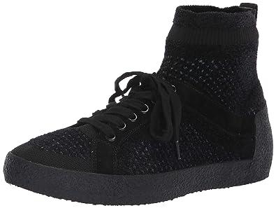 Ash Womens AS-Ninja K TW Sneaker, Teal/Black, 35 M EU (5 US ...