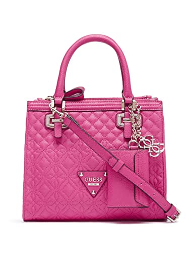 Femme Quilt ˆ Sac Main Vg493305 Sunset Foncé Rose Guess c5uK13JTFl