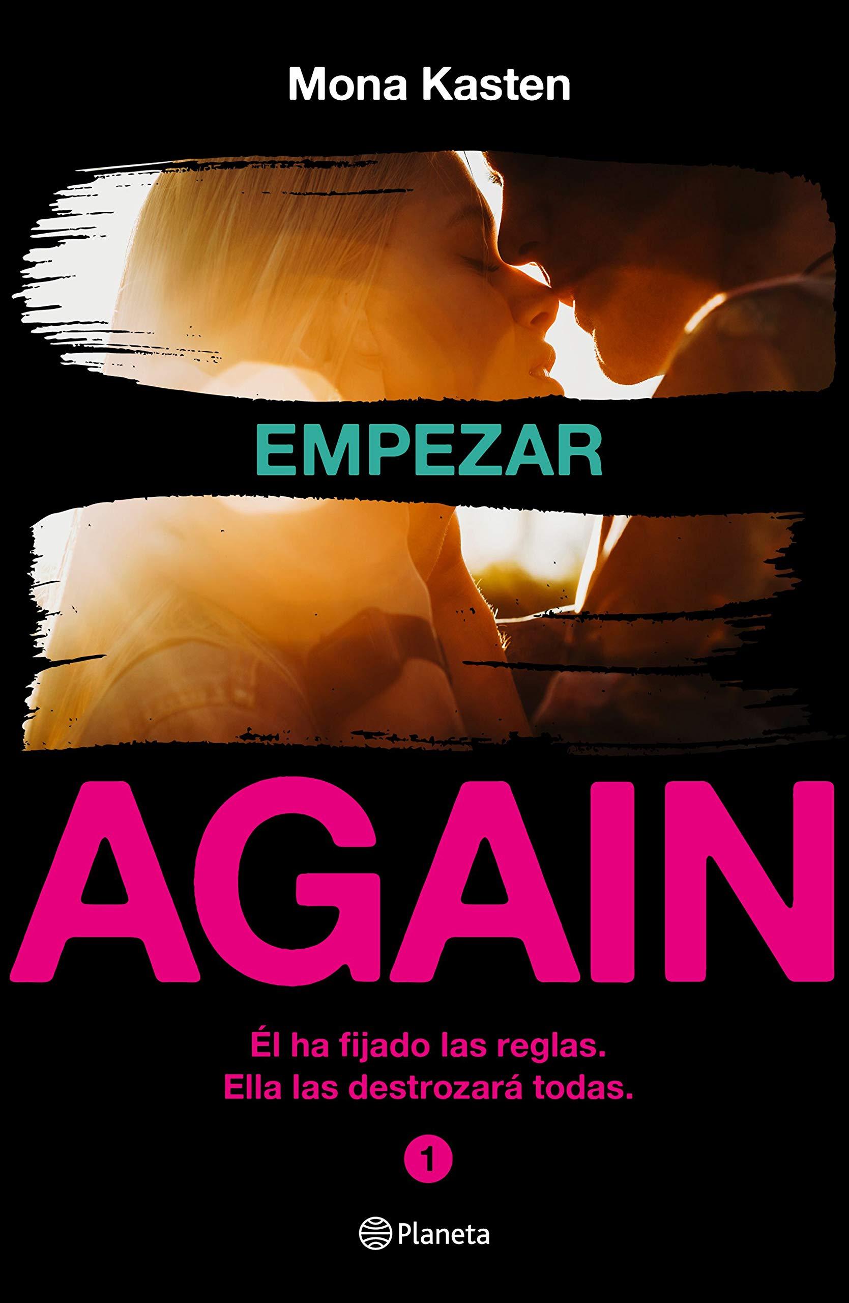 Empezar (Serie Again 1) (Planeta Internacional): Amazon.es ...