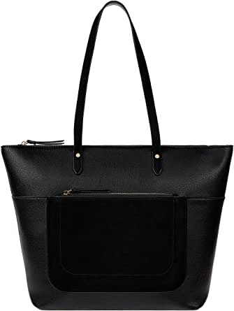 Accessorize Tote Bag for Women, Black
