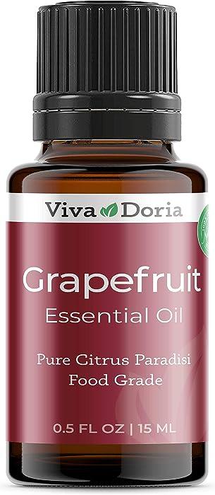The Best Grapefuit Essential Oil Food Grade
