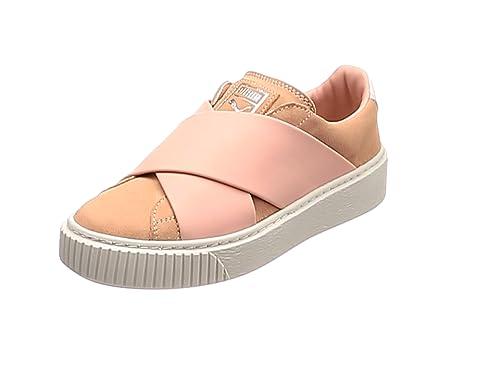 Puma Platform X Mujer Zapatillas Rosa