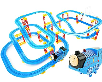 Buy Hobnot Electronic 115 Pc Thomas Friends Train Tracks Racer