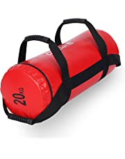 CCLIFE Sandbag 10kg,20kg,30kg Power Bag Saco Peso Fitness