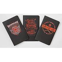 Supernatural Pocket Notebook Collection (Set of 3) (Science