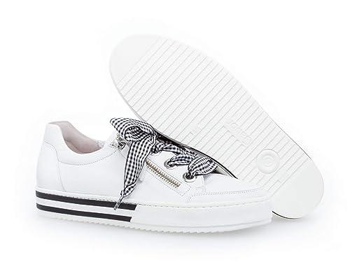 halbschuh plateau Sneaker Damen Sohle Sportschuh Skater 26 Gabor 509Frauen NPy0wvnOm8