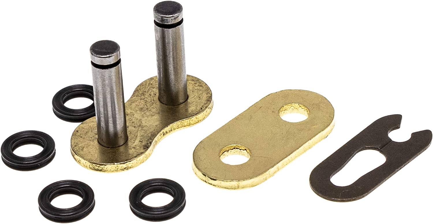 NICHE 520 Drive Chain 112 Links O-Ring With Connecting Master Link for Motorcycle ATV Dirt Bike
