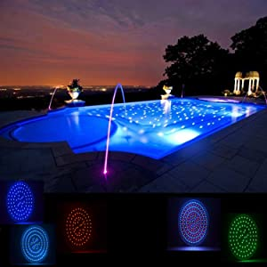 Best Pool Light Reviews Top Quality Led Floating Underwater Pool Lights