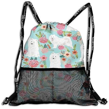 20ac3718a2c7 Amazon.com: MODREACH Drawstring Backpack Sports Gym Bag for Women ...