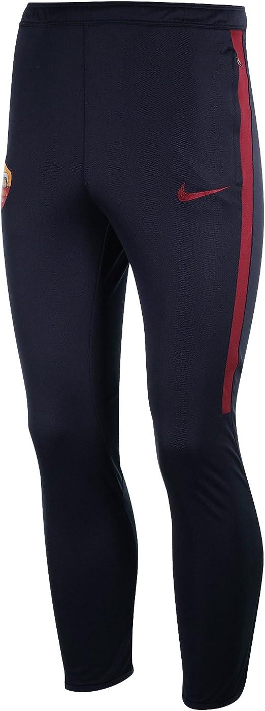 navegación Gárgaras Mejorar  Nike Y Nk Dry Sqd Trk Suit K Chándal As Roma, Hombre, Rojo (Team Red /  Obsidian / Kumquat / Kumquat), L: Amazon.es: Ropa y accesorios