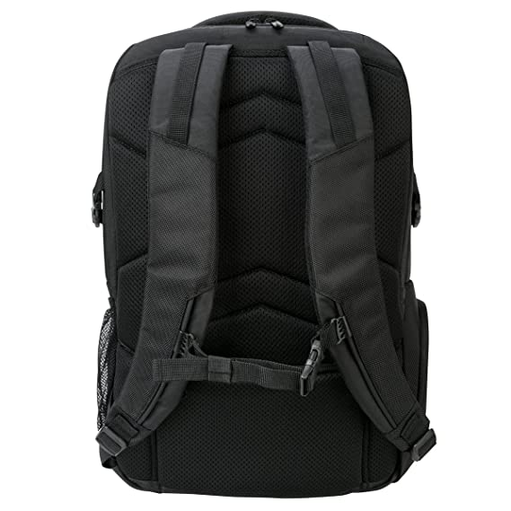 Amazon.com: Targus Strike Gaming Backpack for 17.3-Inch Laptops, Black/Red (TSB900US): Computers & Accessories