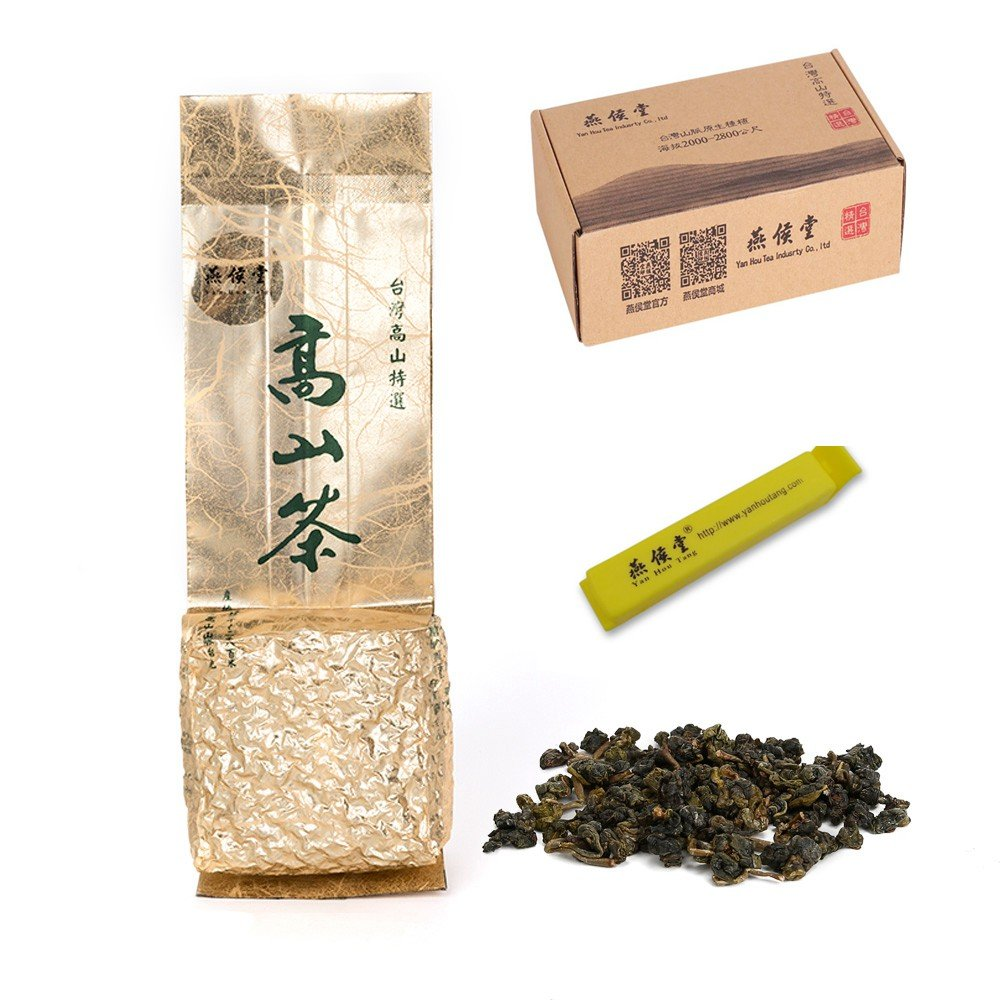 Formosa High Mountain Oolong Tea