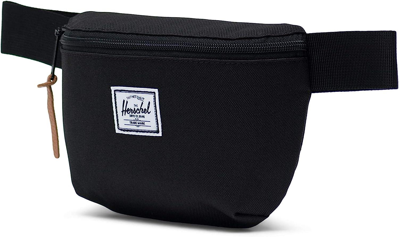 Herschel - Pack de 14 Cintura Unisex, Color Negro, Talla Talla Unica: Herschel Supply Co: Amazon.es: Ropa y accesorios