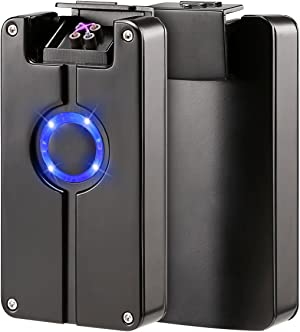 Kivors Plasma Arc Beam Lighter, USB Rechargeable Electric Windproof Arc Lighter Holiday Festive Gift - no Butane - splashproof - Flameless