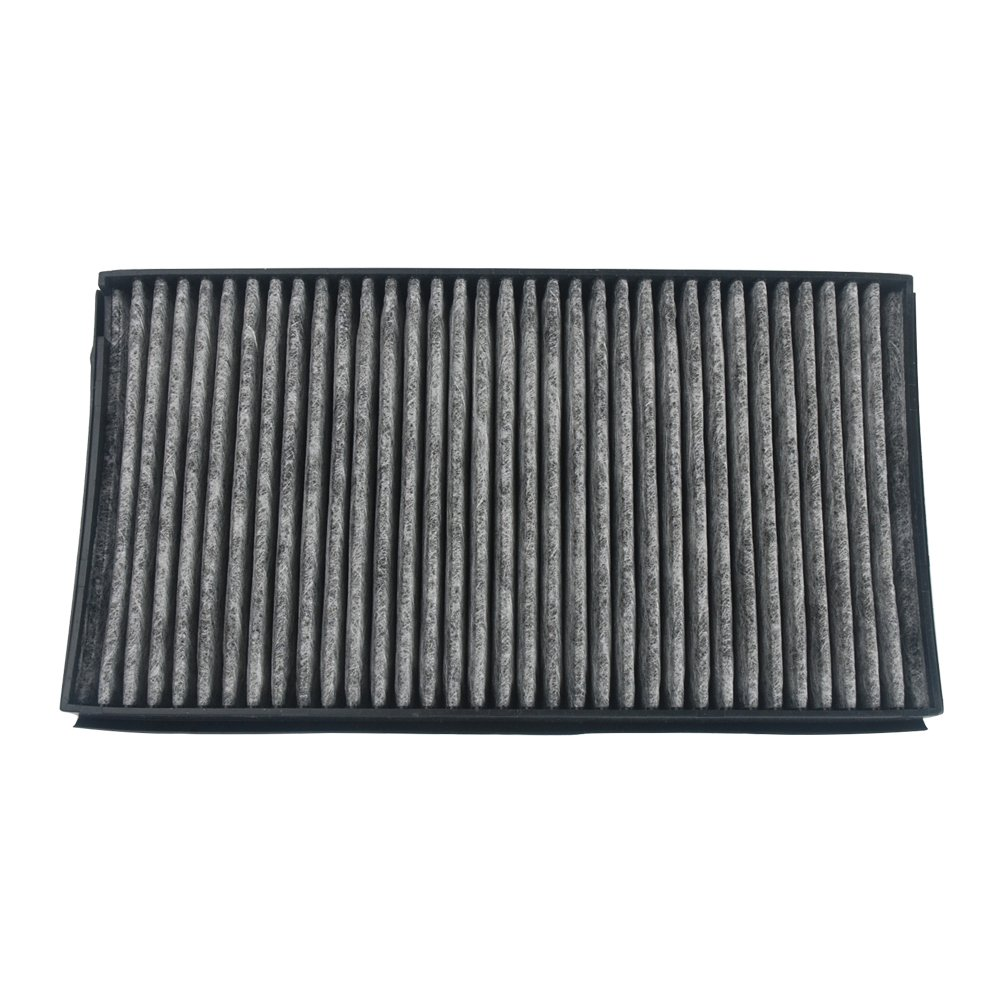 Beehive Filter 1 Pair Set Carbon Style Cabin Air Filters Replacement Part# 64316935823 64 31 6 935 823 Pack of 2 CUK 3139 for E60 E60 E61 E63 5 /& 6 Series