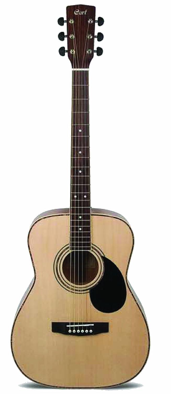 Cort コルト AF580-NAT Natural Folk アコースティックギター アコースティックギター アコギ ギター (並行輸入)   B008CVDQ3W