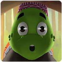 Tortoise and the magic drum