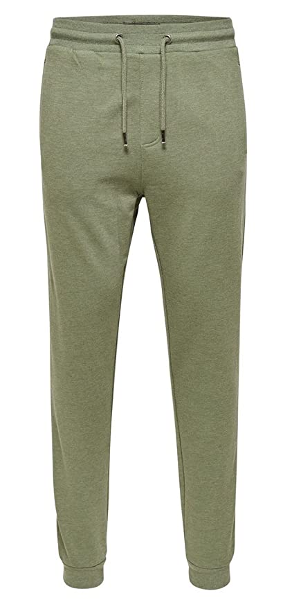 a334a792b8 Only & Sons Men's Pastel Sweat Pants Joggers: Amazon.co.uk: Clothing